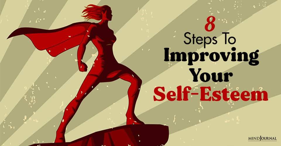 Steps Improving Self Esteem