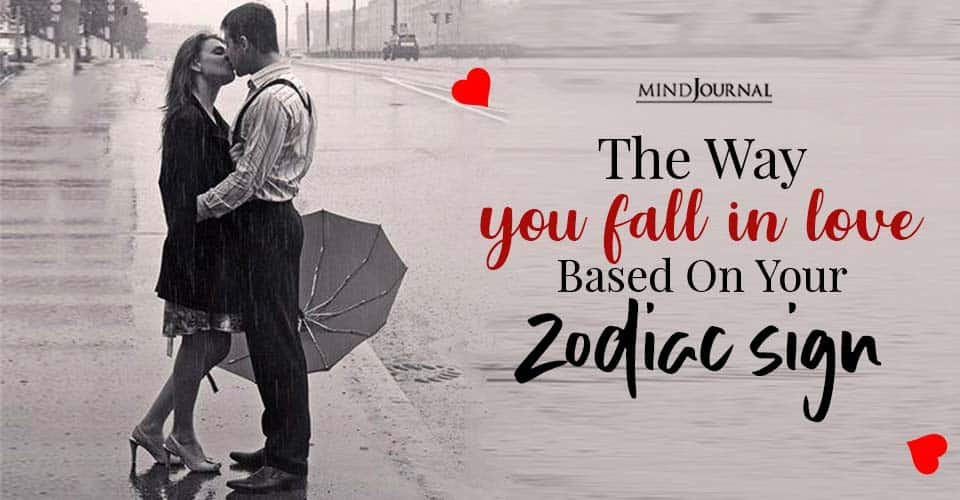 THE WAY YOU FALL IN LOVE