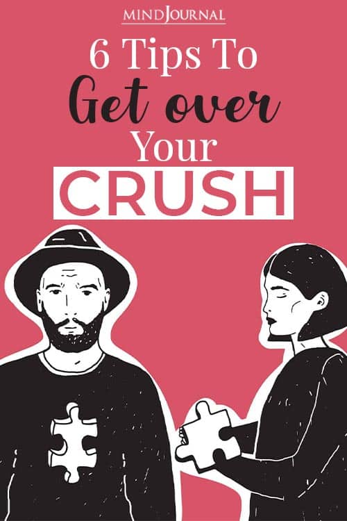 Tips Get Over Crush pin