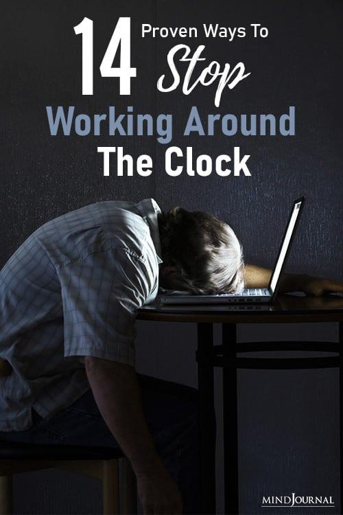 Ways Stop Working Around Clock pin