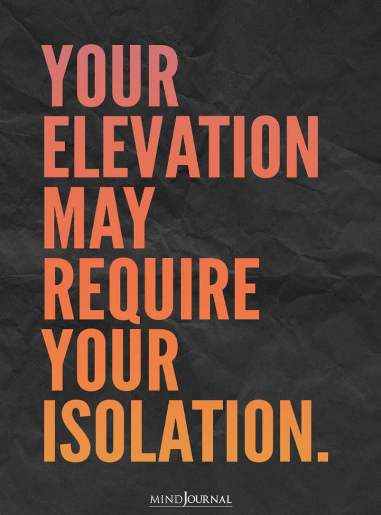 Your Elevation May Require