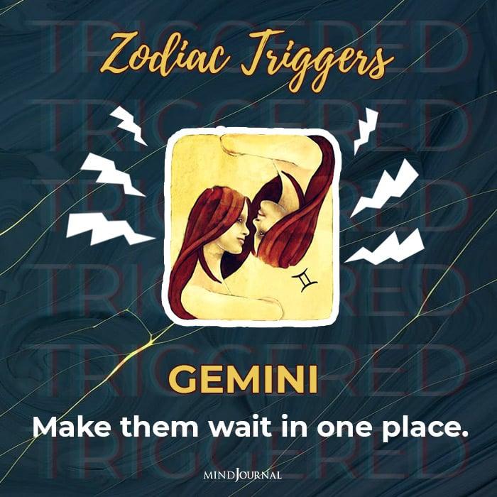 fastest way to trigger gemini