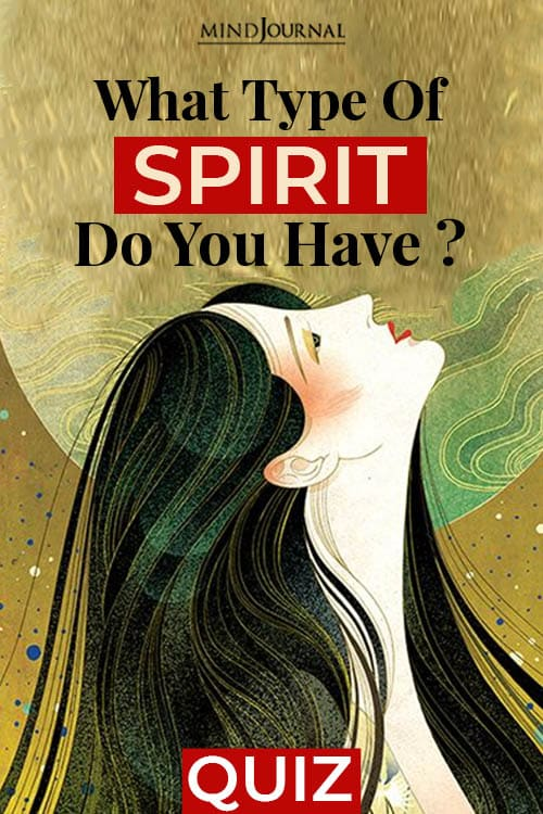 what type of spirit do you have quiz pin