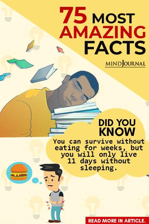 75 Most Amazing Facts That Will Blow Your Mind