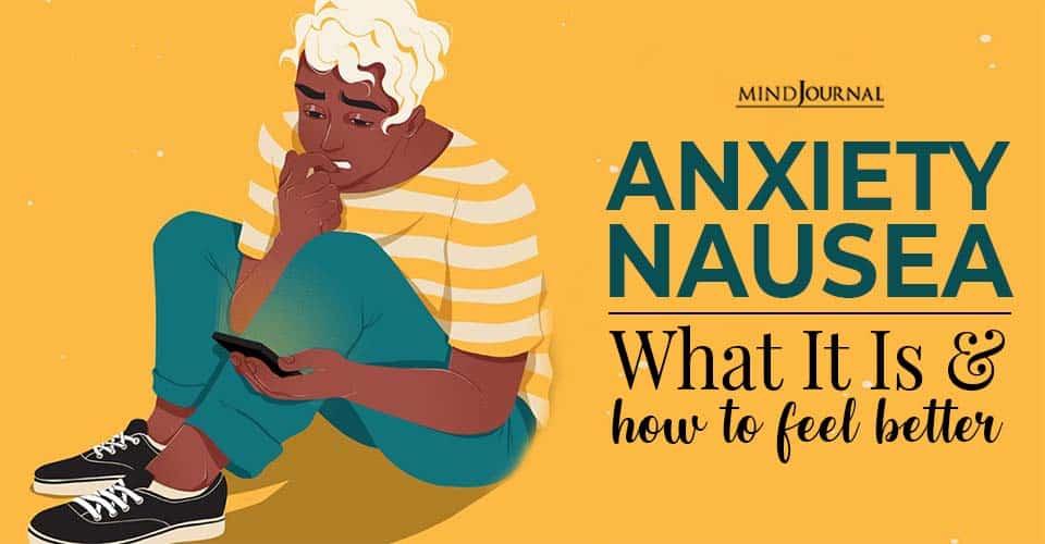 Anxiety Nausea