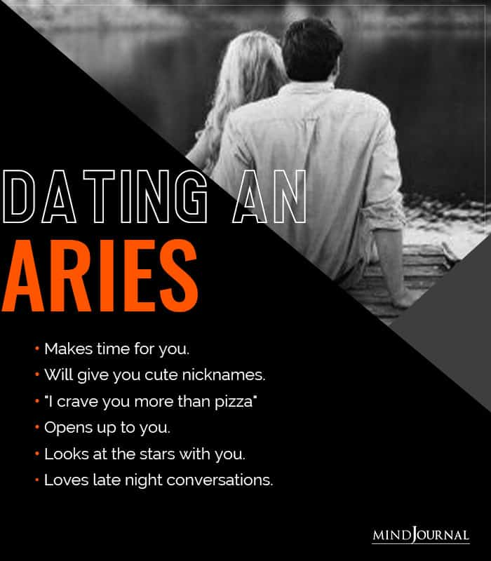Dating An Aries