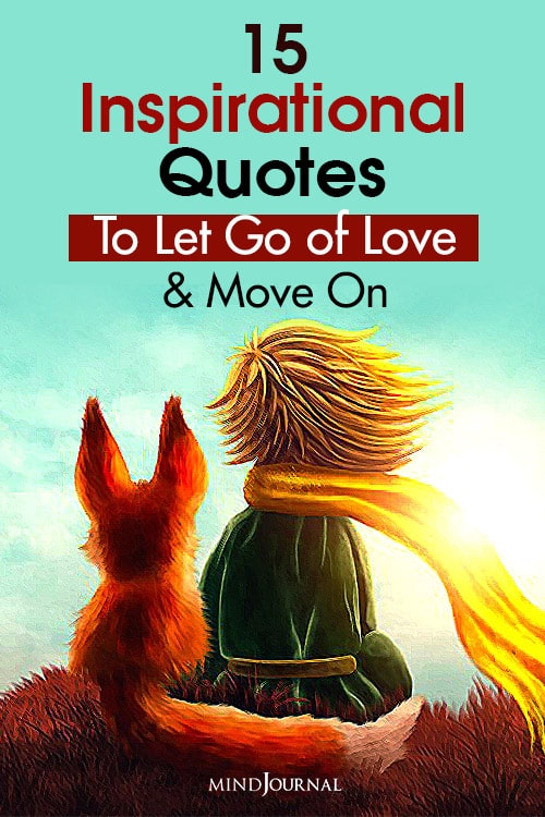 Inspirational Quotes Let Go Of Love Move On pin