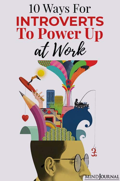 Introverts Power Up Work