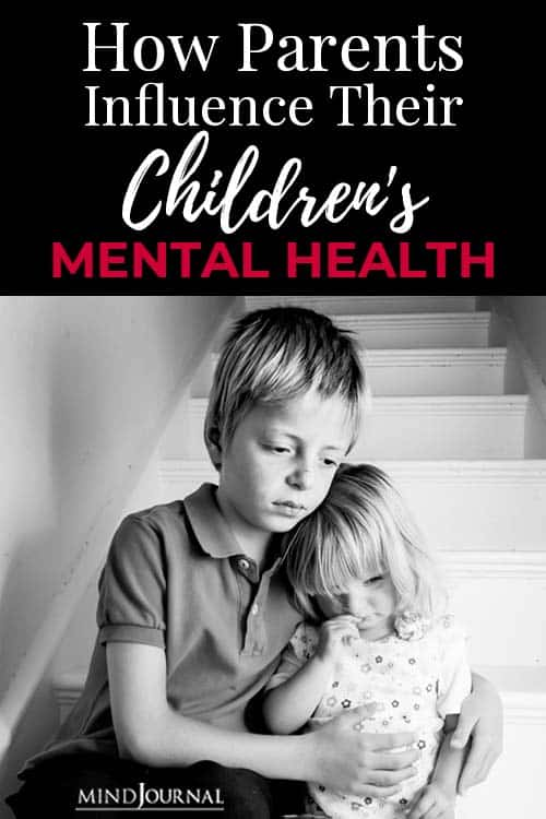 Parent Cause Mental Health Problem Children