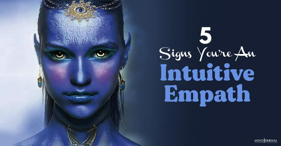 Signs Intuitive Empath