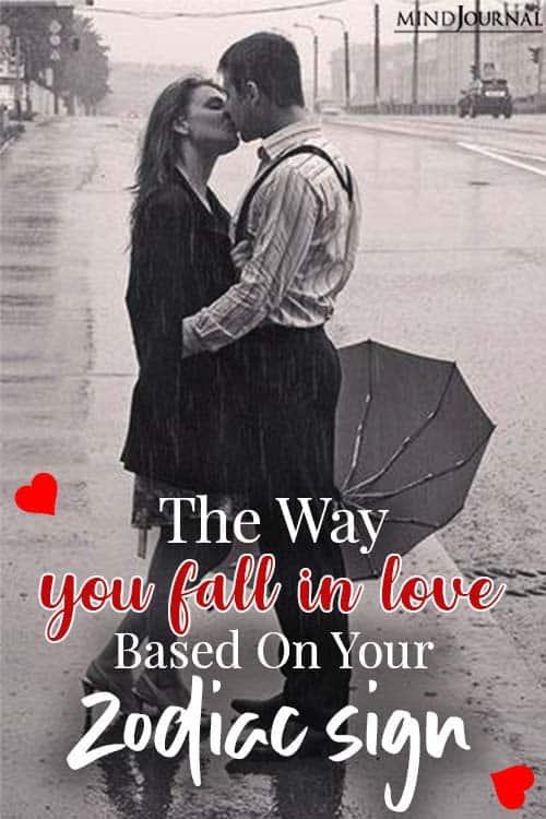 THE WAY YOU FALL IN LOVE Pin
