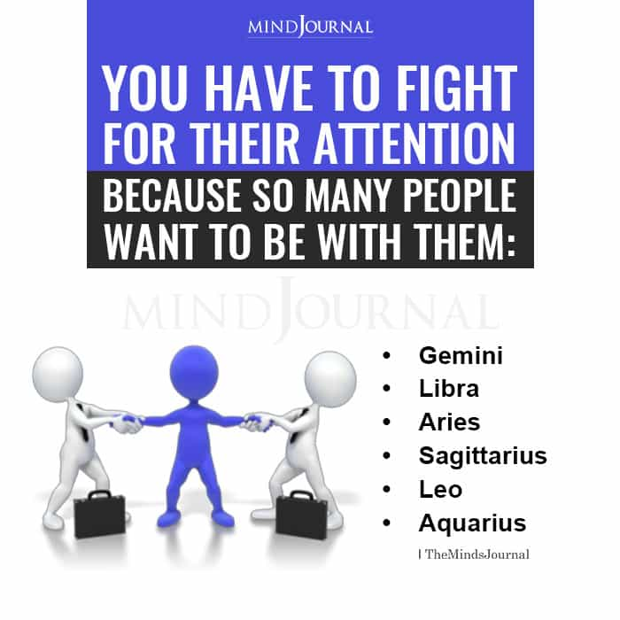 You Have To Fight For Their Attention