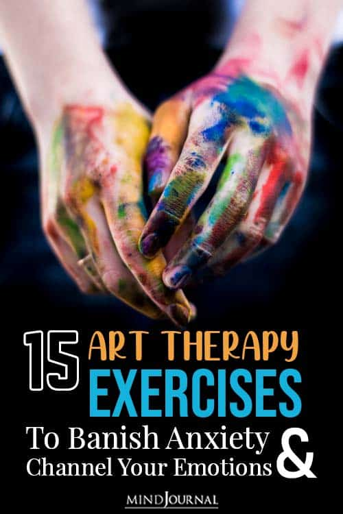 art therapy expertise pin