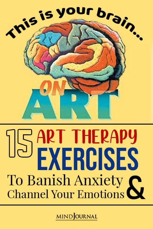 art therapy pinoop