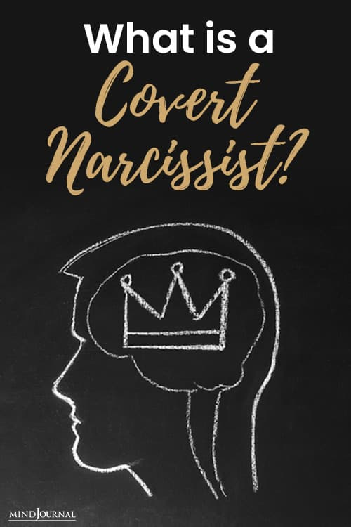 covert narcissist pin