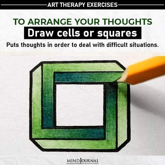 draw cells or squares