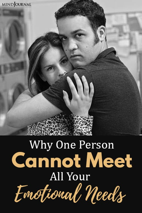 meet emotional needs pin