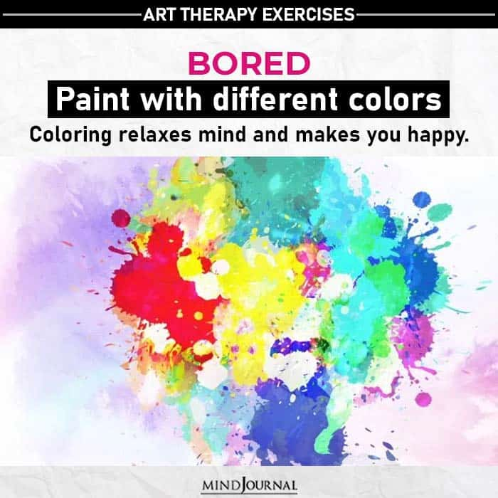 paint with different colors