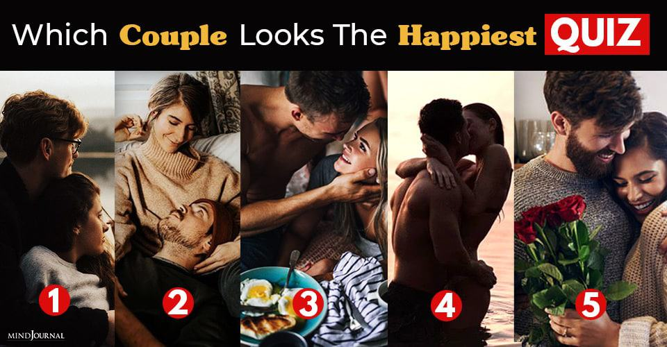 which couple is the happiest