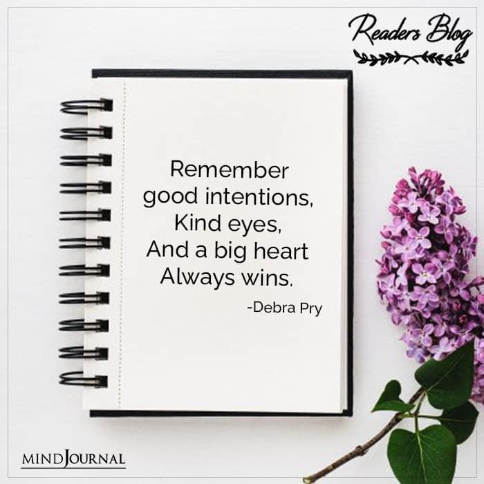 A Big Heart Always Wins