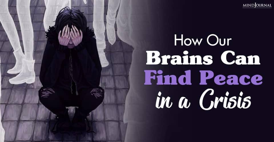 Brains Find Peace Crisis