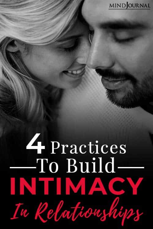 Build Intimacy relationships pin