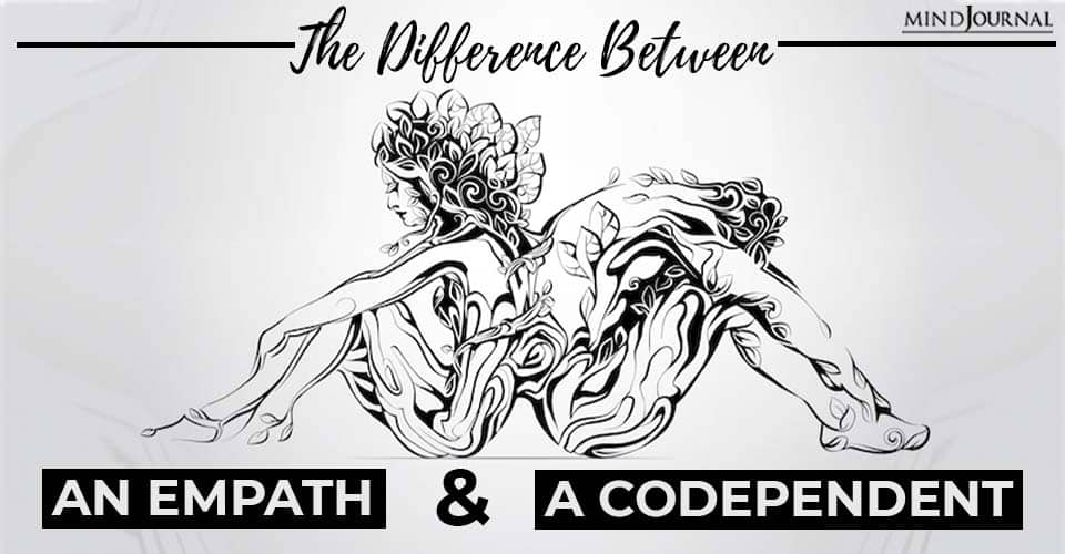Difference Empath Codependent