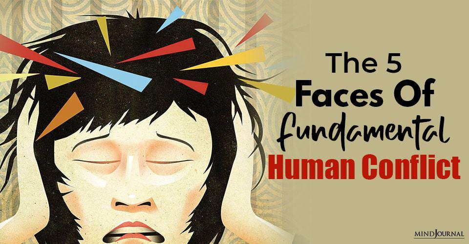 Faces Fundamental Human Conflict