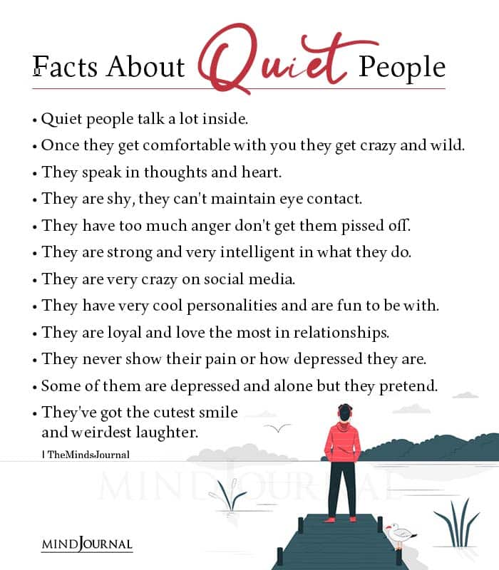 Facts About Quiet People