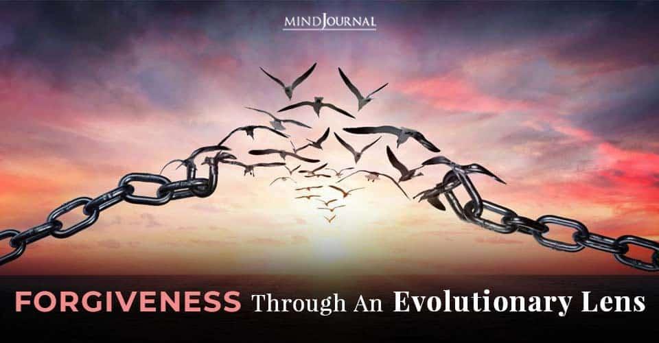 Forgiveness Evolutionary Lens