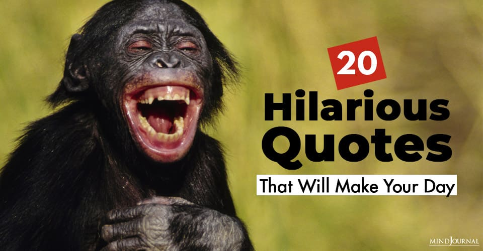 Hilarious Quotes Make Your Day
