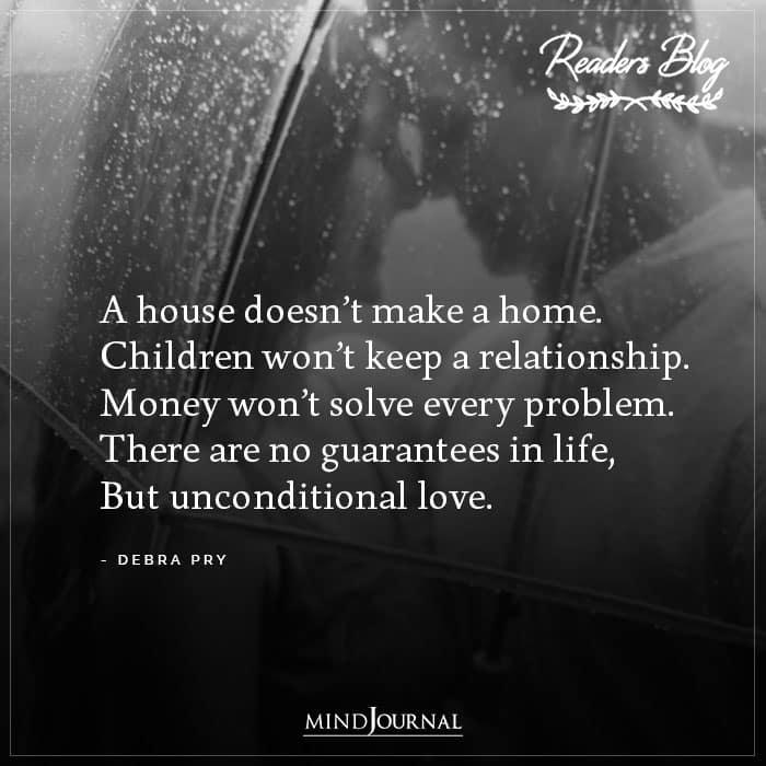 House Doesnt Make Home