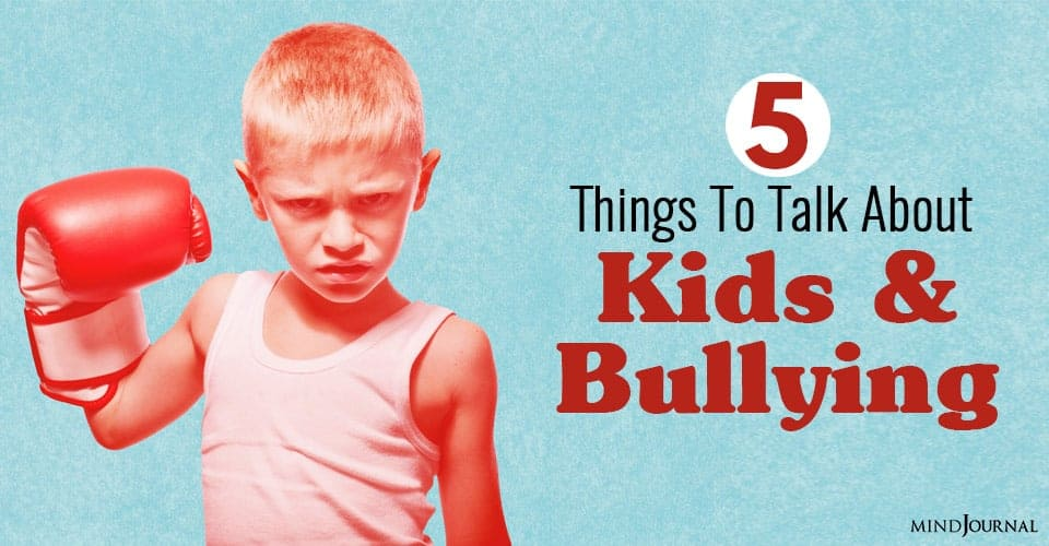 Kids and Bullying