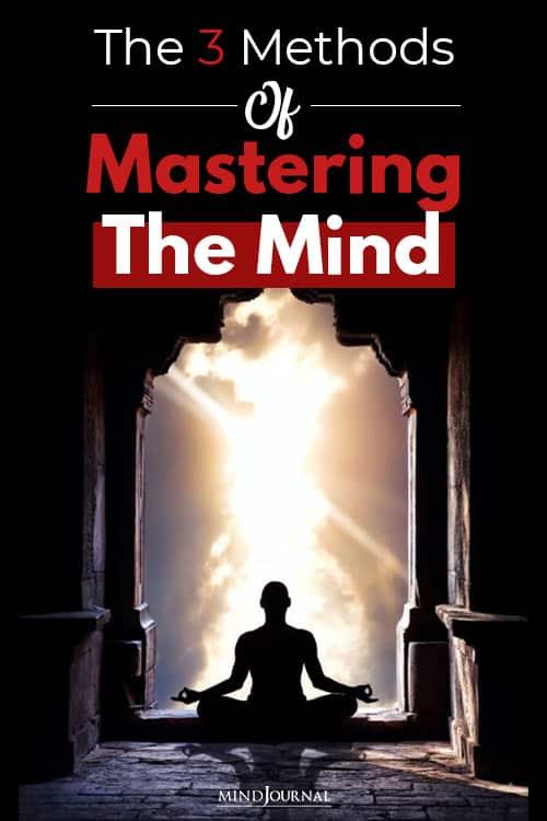 Methods Of Mastering Mind pin