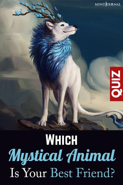 Mystical Animal is Best Friend