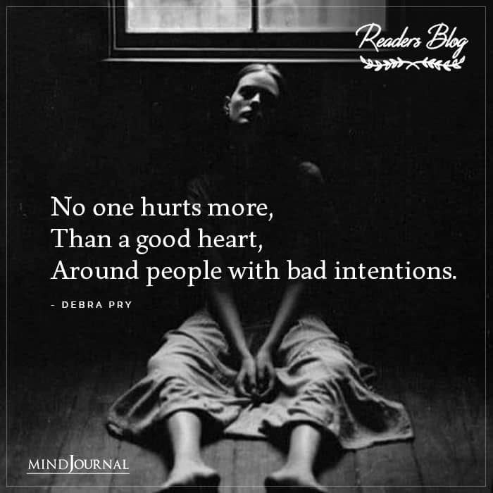 No One Hurts More Good Heart
