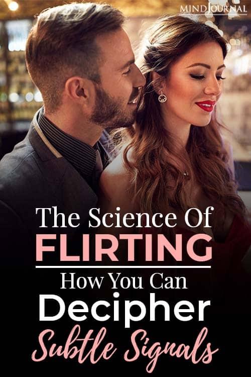Science Flirting Decipher Signals pin