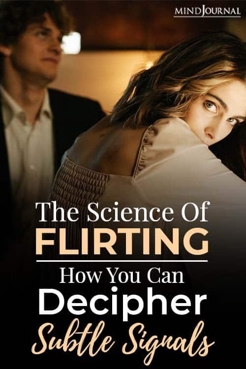 Science Flirting Decipher Subtle Signals pin