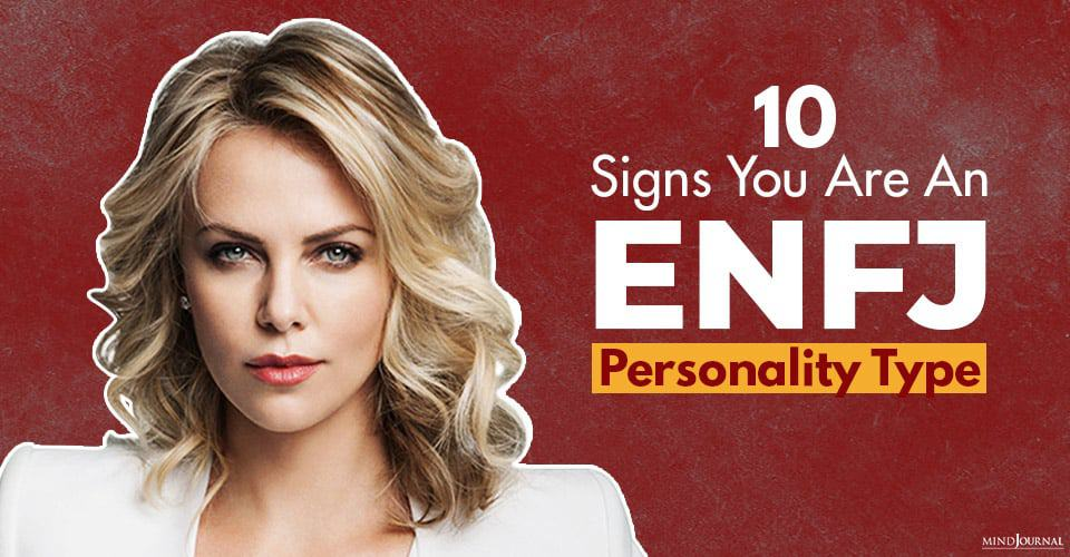 Signs ENFJ Personality Type