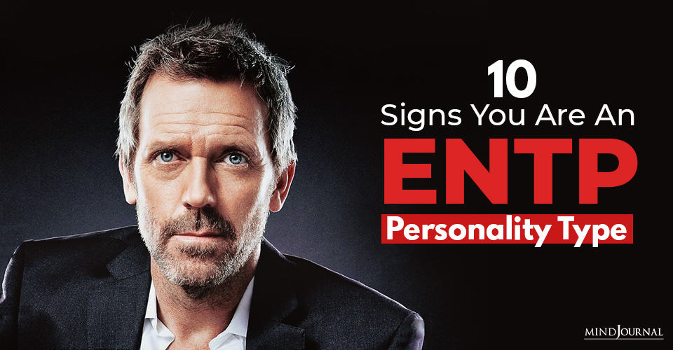 Signs ENTP Personality Type