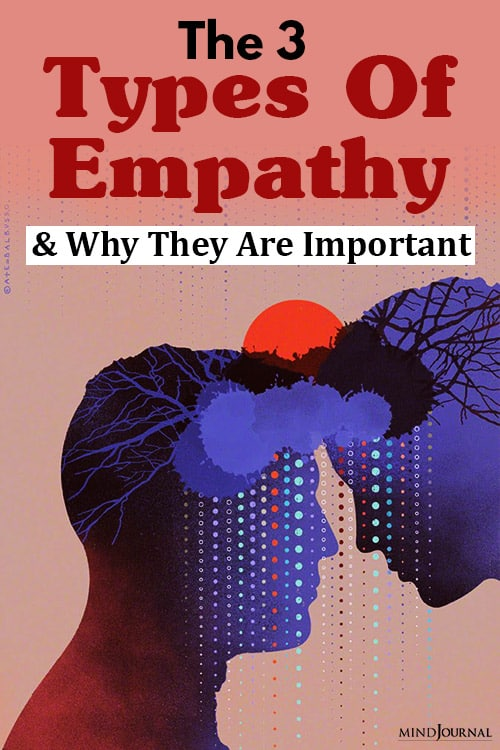 Types of Empathy pin