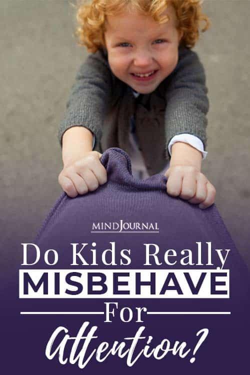 Understanding Child Behavior pin