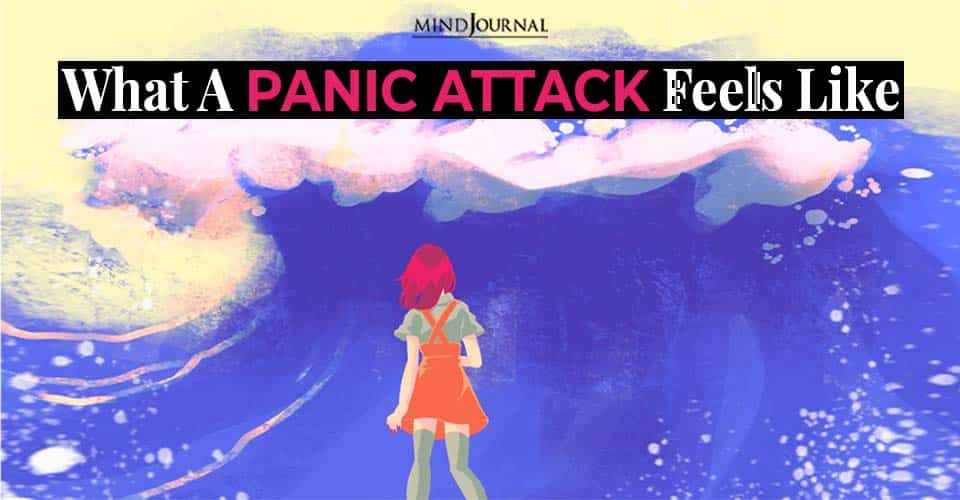 What Panic Attack Feels Like