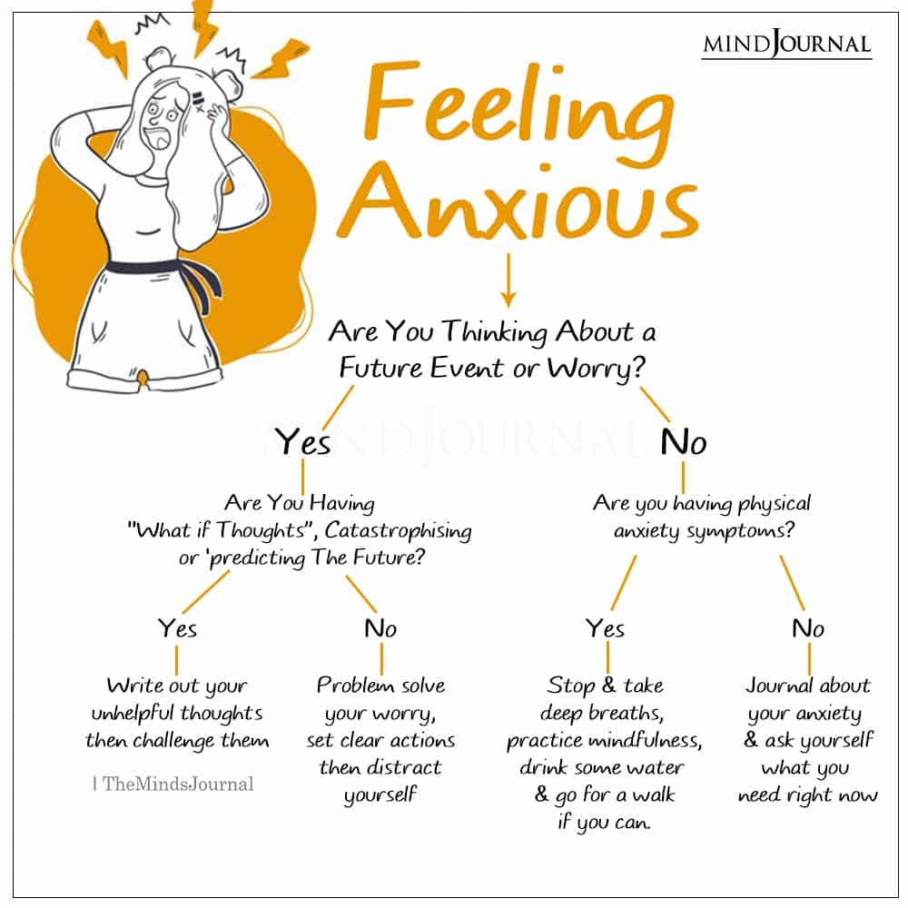 What To Do When Youre Feeling Anxious And When Youre Not