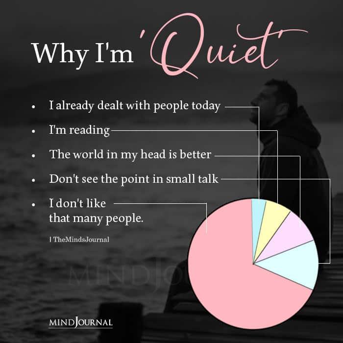 Why Im Quiet