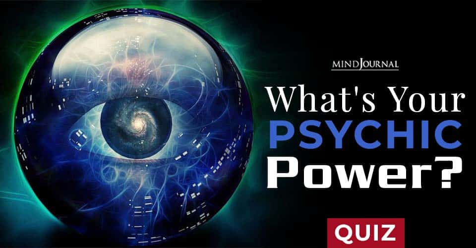 Your Psychic Power