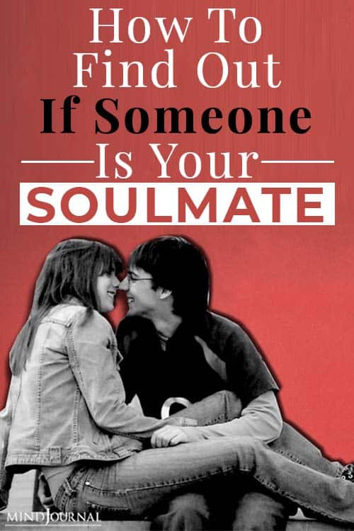 how to find out if someone is your soulmate pin
