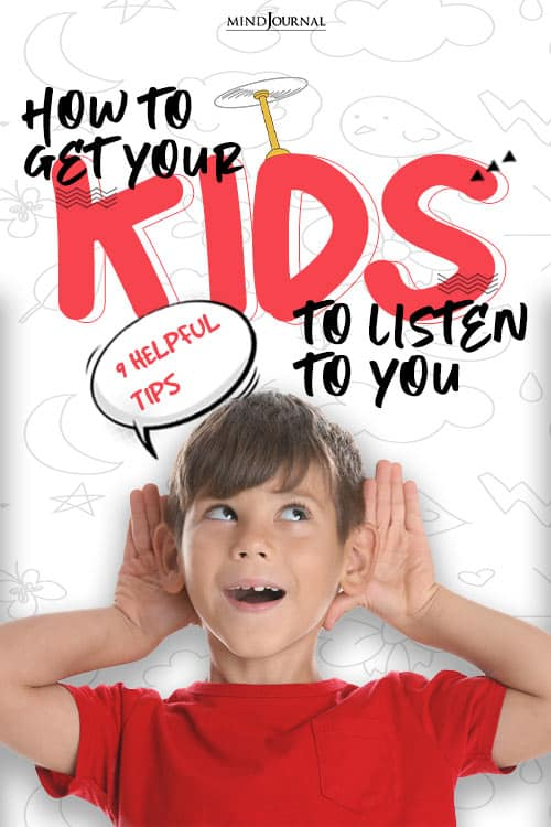 how to get your kids to listen to you pinop
