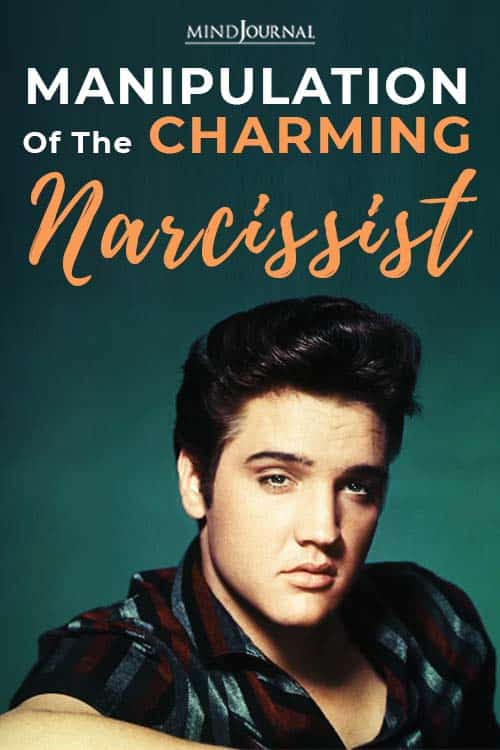 manipulation of the charming narcissist pin