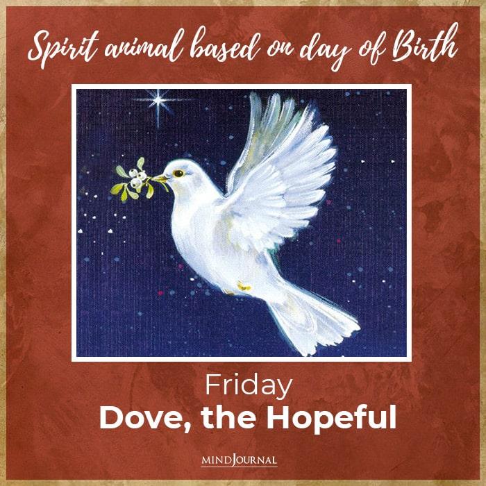 sacred spirit animal friday